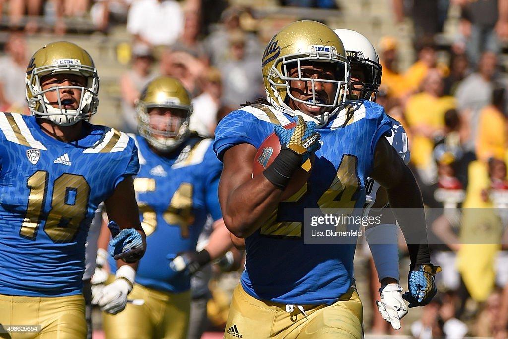 Colorado v UCLA