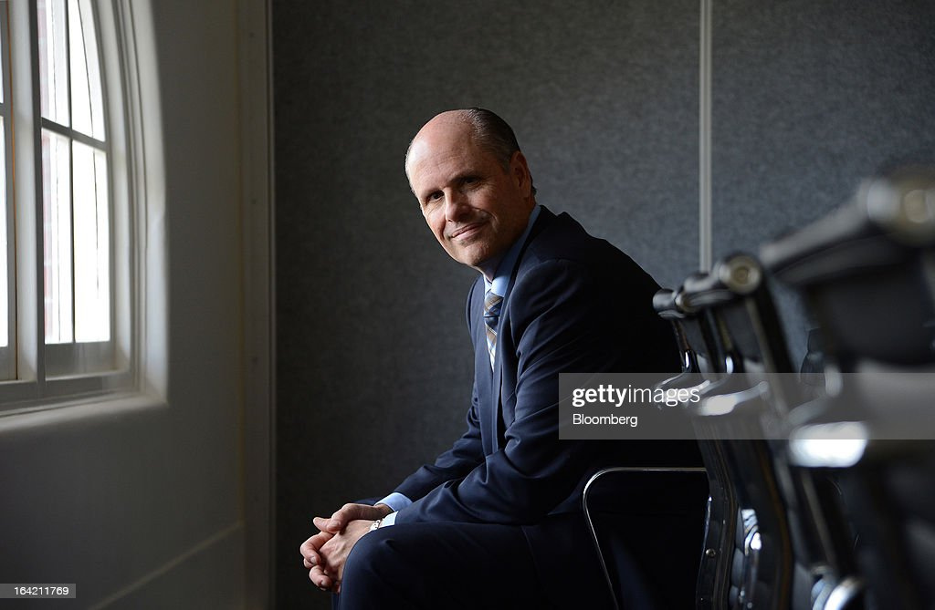 Paul Perreault, incoming chief executive officer of CSL Ltd., poses for a photograph at the company's offices in Melbourne, Australia, on Wednesday, March 20, 2013. CSL, the world's second-biggest maker of blood-derived therapies, is taking a hard look at its non-plasma businesses as incoming head Perreault tries to assess their growth prospects. Photographer: Carla Gottgens/Bloomberg via Getty Images