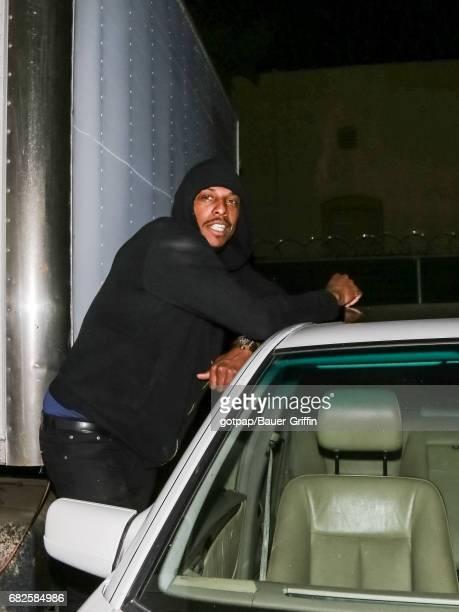 Paul Pierce is seen on May 12 2017 in Los Angeles California