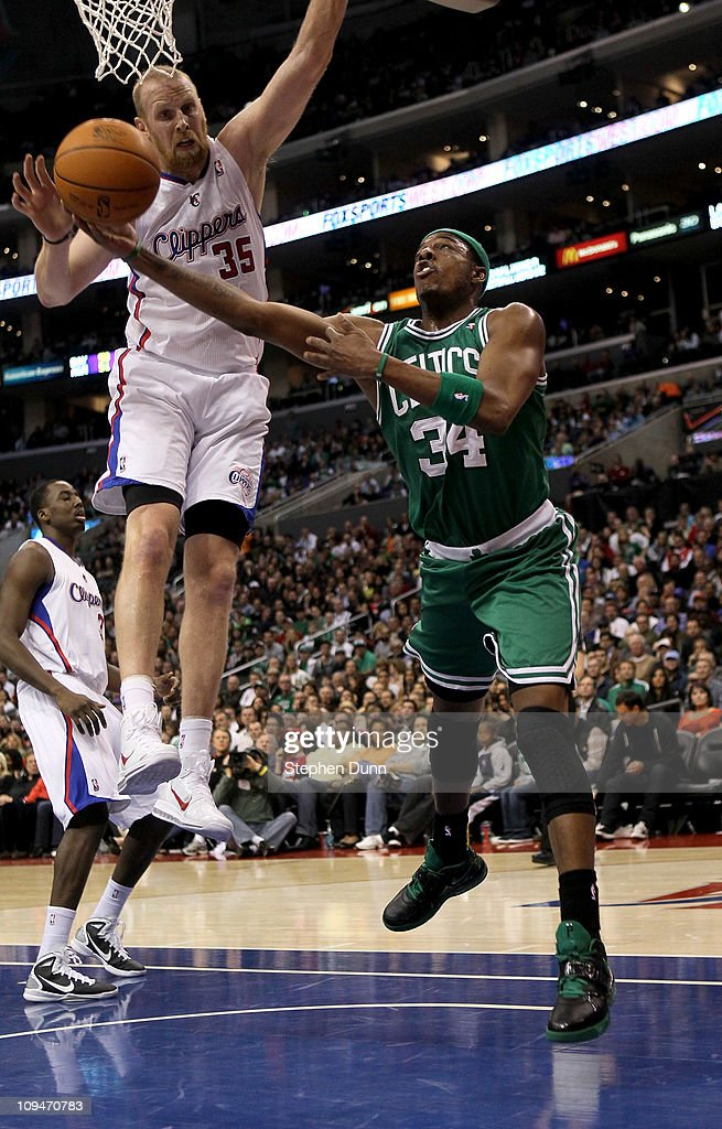 Boston Celtics v Los Angeles Clippers