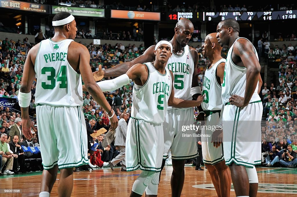 Cleveland Cavaliers v Boston Celtics, Game 3