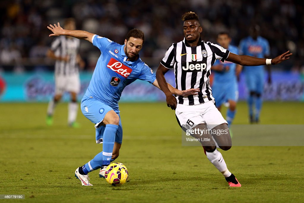 Juventus FC v SSC Napoli - 2014 Italian Super Cup : News Photo
