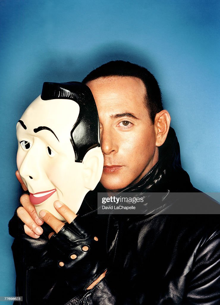 Paul Reubens; Paul Reubens by David LaChapelle; Paul Reubens, Vanity Fair, August 1, 1999