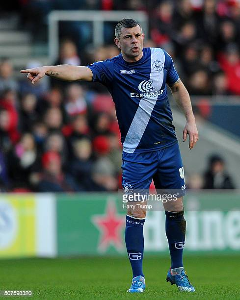 Paul Robinson of Birmingham City during the Sky Bet Championship match between Bristol City and Birmingham City at Ashton Gate on January 30 2016 in...