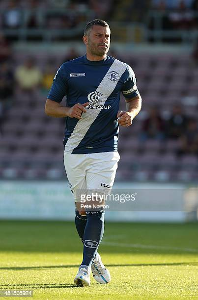 Paul Robinson of Birmingham City in action during the PreSeason Friendly match between Northampton Town and Birmingham City at Sixfields Stadium on...