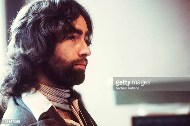 Paul Rodgers of Bad Company portrait London November 1974