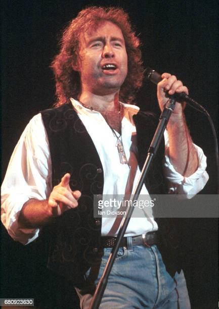 Paul Rodgers performing on stage at The Forum Kentish Town London 12 October 1993