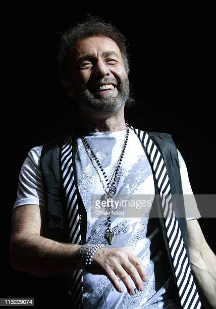 Paul Rodgers performs at Royal Albert Hall on April 27 2011 in London England