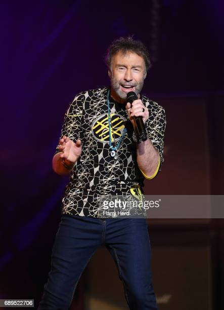 Paul Rodgers performs at Royal Albert Hall on May 28 2017 in London United Kingdom