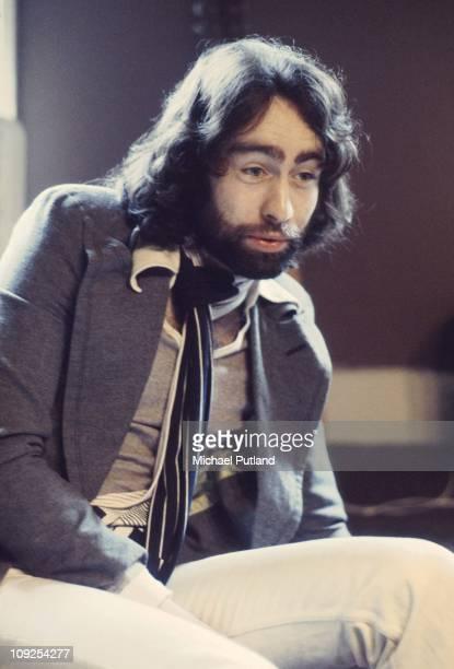 Paul Rodgers portrait London 1975