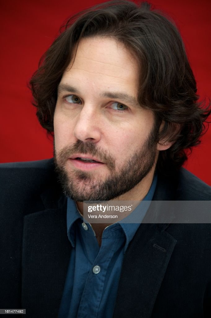 <a gi-track='captionPersonalityLinkClicked' href=/galleries/search?phrase=Paul+Rudd&family=editorial&specificpeople=209014 ng-click='$event.stopPropagation()'>Paul Rudd</a> at the 'Admission' Press Conference at the Four Seasons Hotel on February 8, 2013 in New York City.