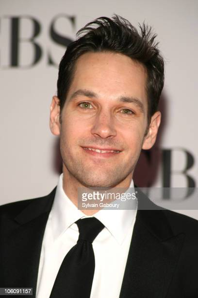 Paul Rudd during 60th Annual Tony Awards Arrivals at Radio City Music Hall in New York City New York United States