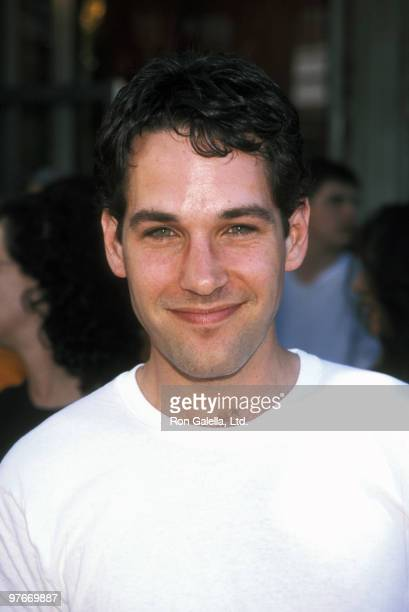 Paul Rudd Stock Photos And Pictures Getty Images