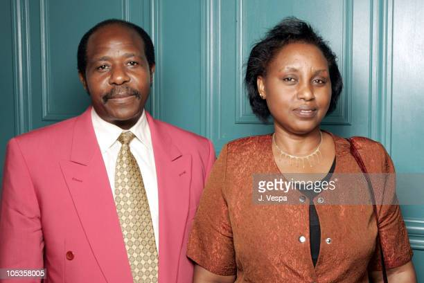 Paul Rusesabagina Stock Photos and Pictures | Getty Images