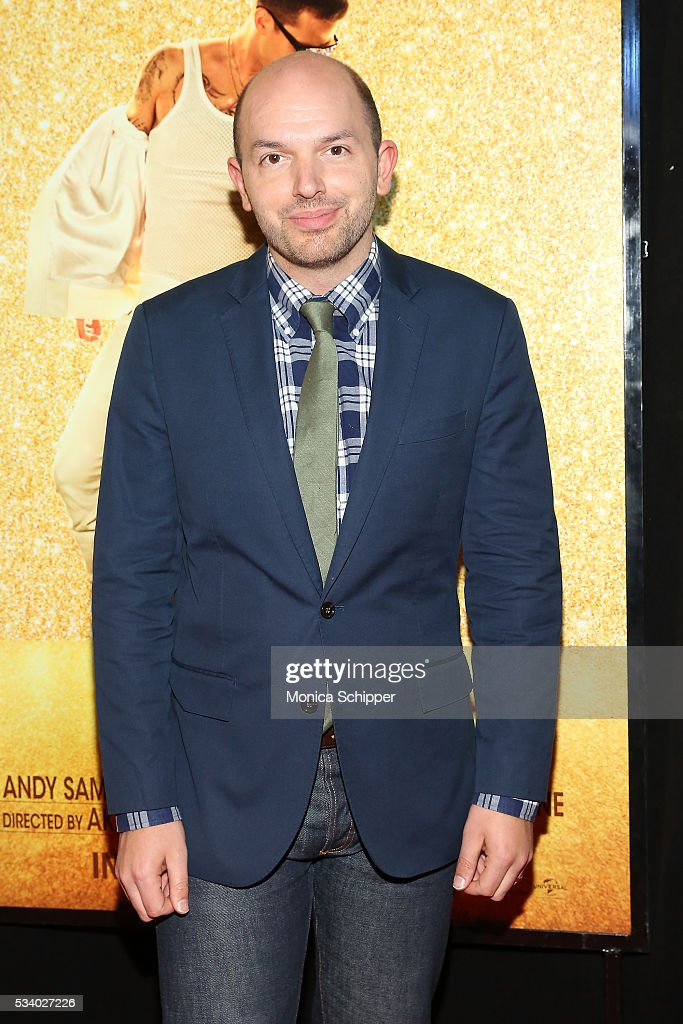 <a gi-track='captionPersonalityLinkClicked' href=/galleries/search?phrase=Paul+Scheer&family=editorial&specificpeople=805513 ng-click='$event.stopPropagation()'>Paul Scheer</a> attends 'Popstar: Never Stop Never Stopping' New York Premiere at AMC Loews Lincoln Square 13 theater on May 24, 2016 in New York City.