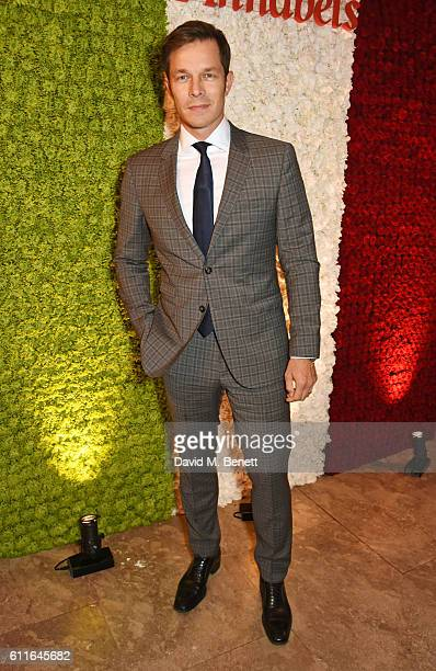 Paul Sculfor attends a VIP preview of the new site for Annabel's 46 Berkeley Square on September 30 2016 in London England