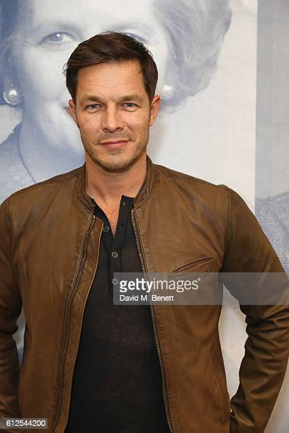 Paul Sculfor attends the John Varvatos x Oh So Pretty Punk In Print Opening Night on October 4 2016 in London England