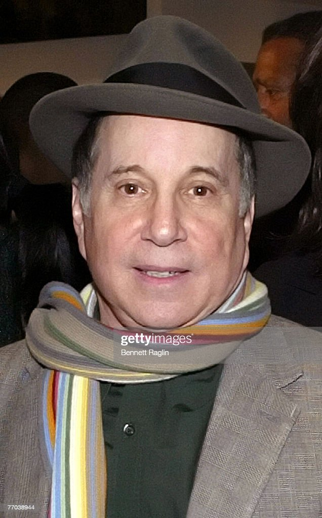 Paul Simon Hosts the 20th Anniversary of the Children's Health Fund - January