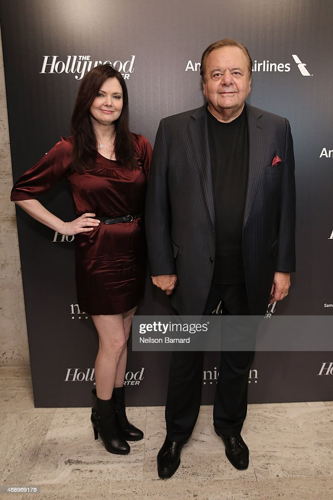 Paul Sorvino attends 'The 35 Most Powerful People In Media' celebrated by The Hollywoood Reporter at Four Seasons Restaurant on April 8 2015 in New...