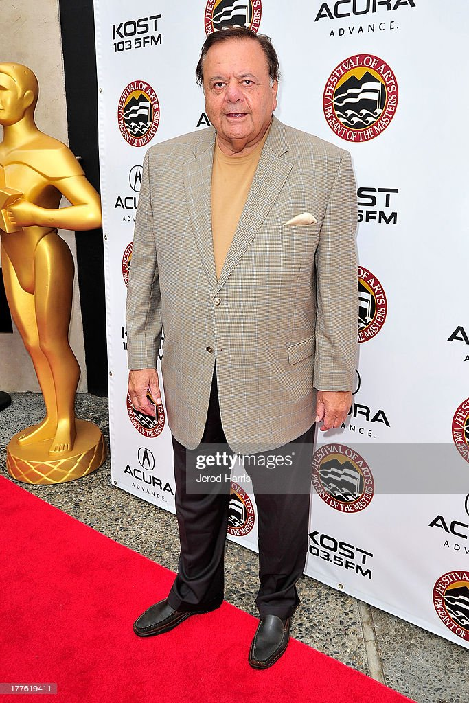 <a gi-track='captionPersonalityLinkClicked' href=/galleries/search?phrase=Paul+Sorvino&family=editorial&specificpeople=239131 ng-click='$event.stopPropagation()'>Paul Sorvino</a> attends the Acura/KOST celebrity benefit concert and pageant on August 24, 2013 in Laguna Beach, California.