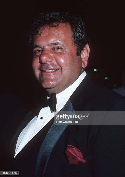 Paul Sorvino during Party for Lucille Ball August 19 1986 at Nicky Blair's in New York City New York United States