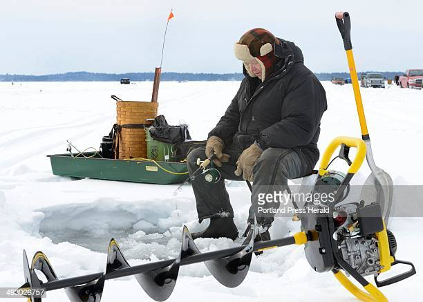 Lake st clair north america stock photos and pictures for Lake st clair ice fishing