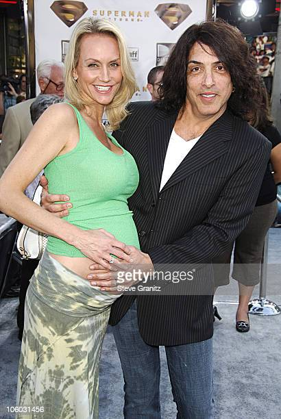 Paul Stanley during World Premiere of 'Superman Returns' Arrivals at Mann's Village and Bruin Theaters in Westwood California United States