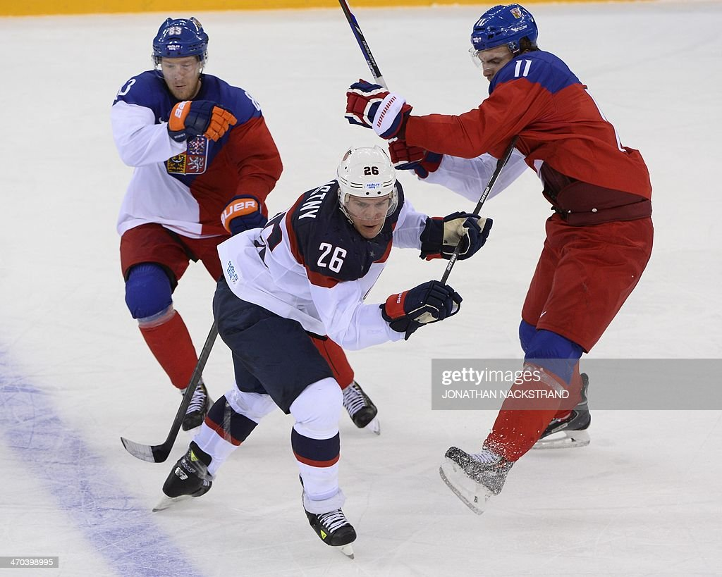 Ice Hockey - Winter Olympics Day 12 | Getty Images