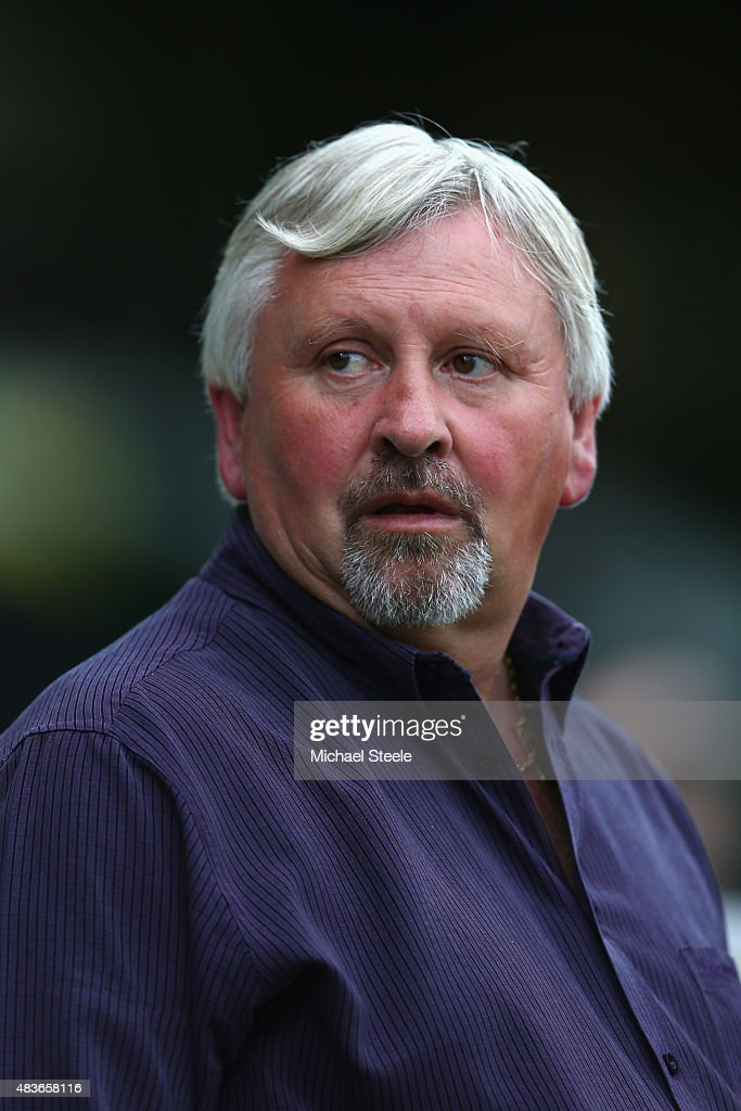 Paul Sturrock the manager of Yeovil Town looks on during the Capital One Cup First Round match between Yeovil Town and Queens Park Rangers at Huish...