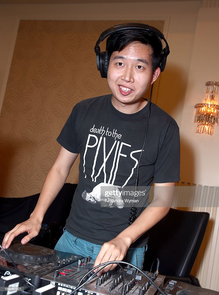 DJ Paul Tao attends the IFTA California Wine Tasting event during the American Film Market at the Fairmont Miramar Hotel on November 3, 2012 in Santa Monica, California.