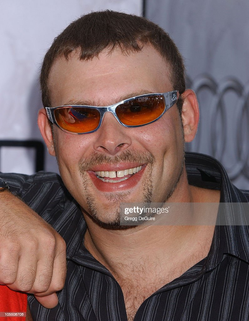 <a gi-track='captionPersonalityLinkClicked' href=/galleries/search?phrase=Paul+Teutul+Jr.&family=editorial&specificpeople=227034 ng-click='$event.stopPropagation()'>Paul Teutul Jr.</a> during 'I, ROBOT' World Premiere - Arrivals at Mann Village Theatre in Westwood, California, United States.
