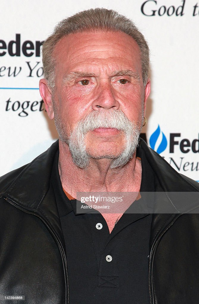 Paul Teutul Sr. attends the 2012 UJA-Federation Of New York's Leadership Awards Dinner at 583 Park Avenue on April 3, 2012 in New York City.