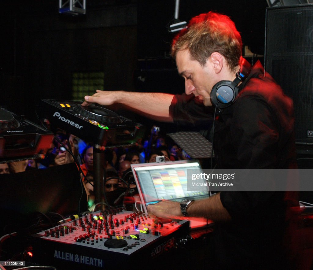 Paul Van Dyk during Paul Van Dyk in Concert at Insomniac in Hollywood September 15 2006 at Vanguard in Hollywood California United States