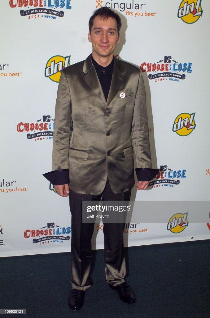 Paul Van Dyk during The 11th Annual Rock the Vote Awards Show and After Party at The Palladium in Hollywood California United States