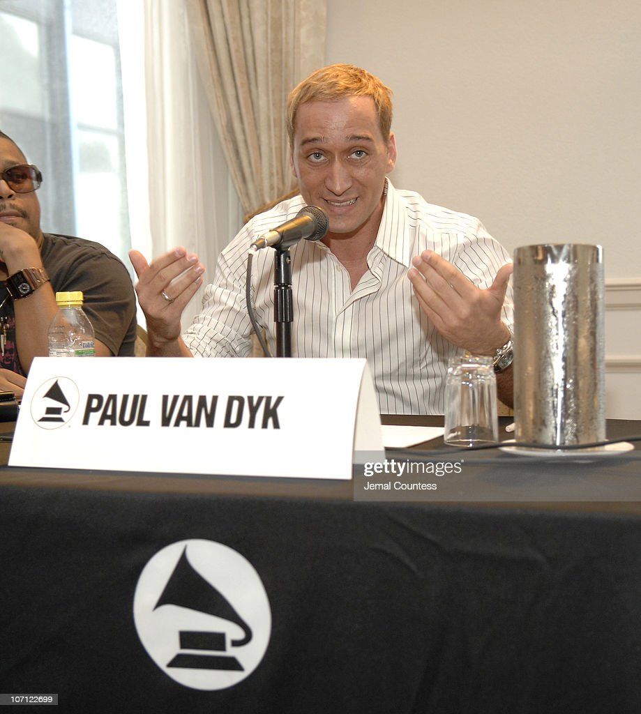 Paul van Dyk during Winter Music Conference 2007 The Florida Chapter of The Recording Academy in conjunction with Winter Music Conference presents...