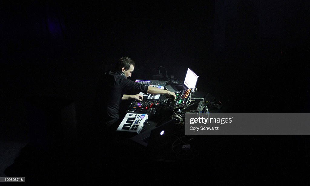 Paul Van Dyk performs at Terminal 5 on February 19 2011 in New York City