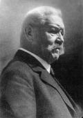 Paul von Hindenburg German field marshal and statesman 2nd President of Gemany 192534 Portrait Photo Kuehlewindt 1927