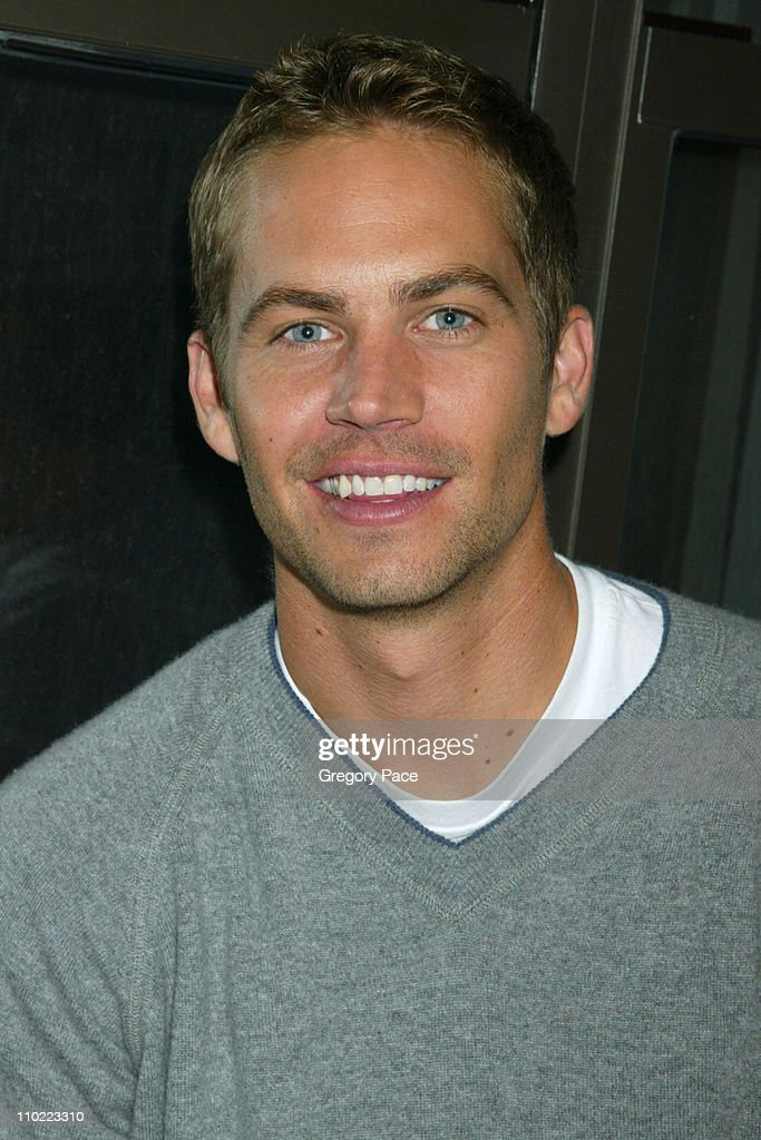 Paul Walker during 'Noel' Press Junket at Midtown New York Hotel in New York City New York United States