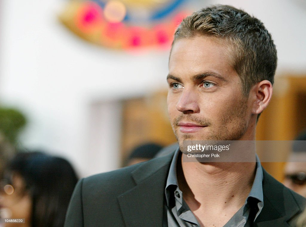 Paul Walker during The World Premiere of '2 Fast 2 Furious' at Universal Amphitheatre in Universal City California United States