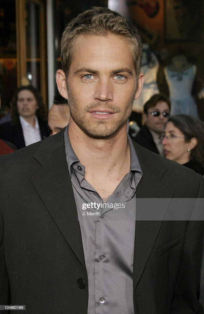 <a gi-track='captionPersonalityLinkClicked' href=/galleries/search?phrase=Paul+Walker+-+Actor&family=editorial&specificpeople=206607 ng-click='$event.stopPropagation()'>Paul Walker</a> during The World Premiere of '2 Fast 2 Furious' at Universal Amphitheatre in Universal City, California, United States.