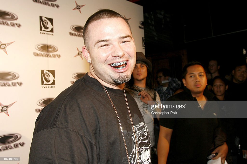 Paul Wall during 2006 MTV Video Music Awards - Oakley's Pre-VMA Bash at Snitch at Snitch in New York City, New York, United States.