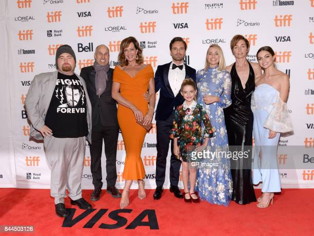 Paul Walter Hauser Craig Gillespie Allison Janney Sebastian Stan Mckenna Grace Margot Robbie Julianne Nicholson and Caitlin Carver attend the 'I...