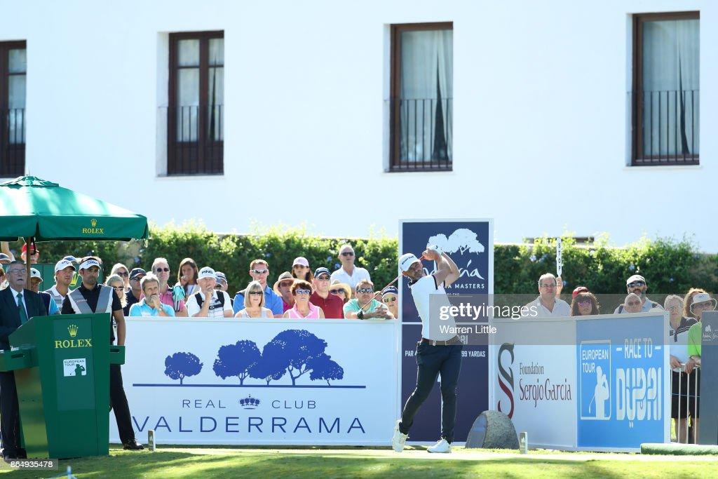 Andalucia Valderrama Masters - Day Four
