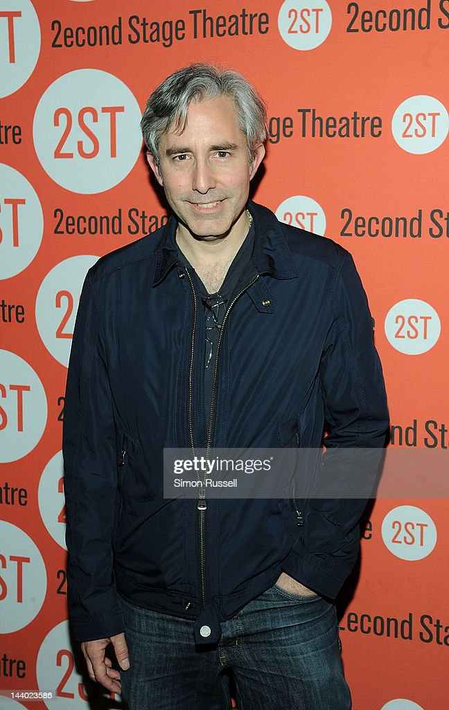 Paul Weitz attends 'Lonely I'm Not' Off Broadway Opening Night at HB Burger on May 7, 2012 in New York City.