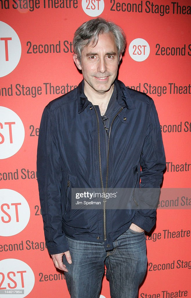 Paul Weitz attends the 'Lonely, I'm Not' Off-Broadway opening night after party at the HB Burger on May 7, 2012 in New York City.