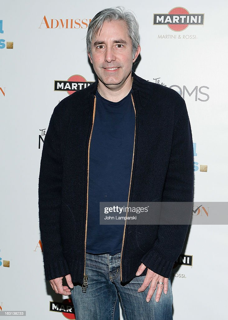 Paul Weitz attends The MOMS Celebrate the Release Of 'Admission' at Disney Screening Room on March 5, 2013 in New York City.