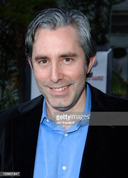 Paul Weitz director during 'American Dreamz' Los Angeles Premiere Arrivals at ArcLight Hollywood in Hollywood California United States