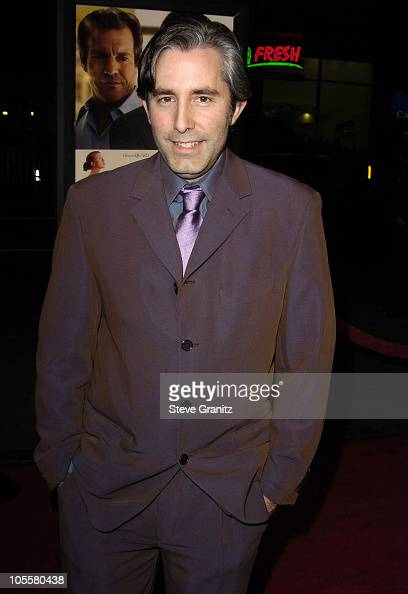Paul Weitz during 'In Good Company' Los Angeles Premiere Arrivals at Grauman's Chinese Theatre in Hollywood California United States
