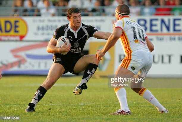 Paul WELLENS Dragons Catalans / St Helens 23e journee Super League Photo Dave Winter / Icon Sport