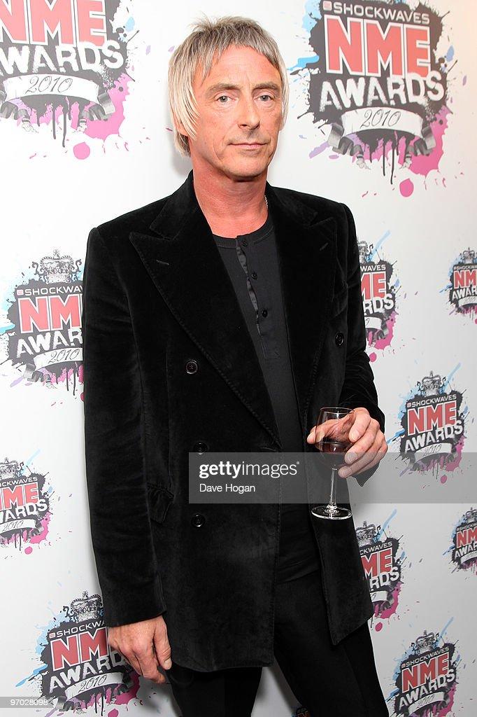 Shockwaves NME Awards 2010 - Winners Boards